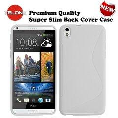 Kaitseümbris Telone sobib HTC Desire 816, valge