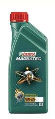 Täissünteetiline mootorõli Castrol Magnatec 5W40 C3 1 l hind ja info | Täissünteetiline mootorõli Castrol Magnatec 5W40 C3 1 l | kaup24.ee
