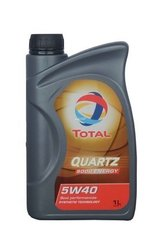 TOTAL Quartz 9000 ENERGY 5W-40 mootoriõli 1l