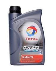 TOTAL Quartz INEO LONG LIFE 5W-30 mootoriõli 1l