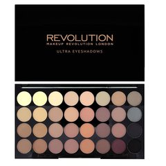 Палетка теней Makeup Revolution London Flawless Matte 16 г