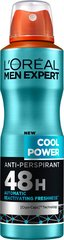 Deodorant L'Oreal Paris Men Expert Cool Power 150 ml