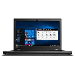 Lenovo ThinkPad P53; i7 32GB DDR4 LED 4K UHD HDR DOLBY IPS Quadro T1000 4GBGD5, 256GB + 256GB 720p + IR, PRIVACY 4G-LTE, TB3, W10 Pro hind ja info | Sülearvutid | kaup24.ee