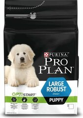 Purina Pro Plan OptiStart Puppy Large Robust kuivtoit suurtele tõugudele, 12 kg hind ja info | Purina Pro Plan OptiStart Puppy Large Robust kuivtoit suurtele tõugudele, 12 kg | kaup24.ee