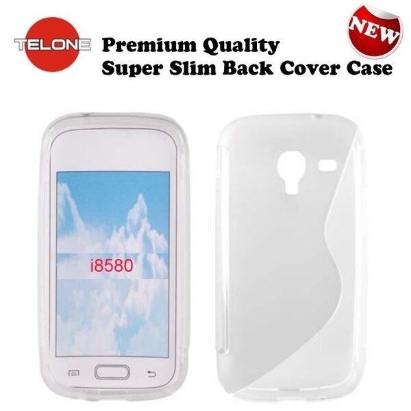 Kaitseümbris Samsung Galaxy Core Advance (i8580), valge