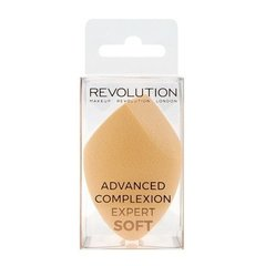 Meigikäsn Makeup Revolution Advanced Complexion Expert Soft Beige цена и информация | Make-up pintslid ja tarvikud | kaup24.ee