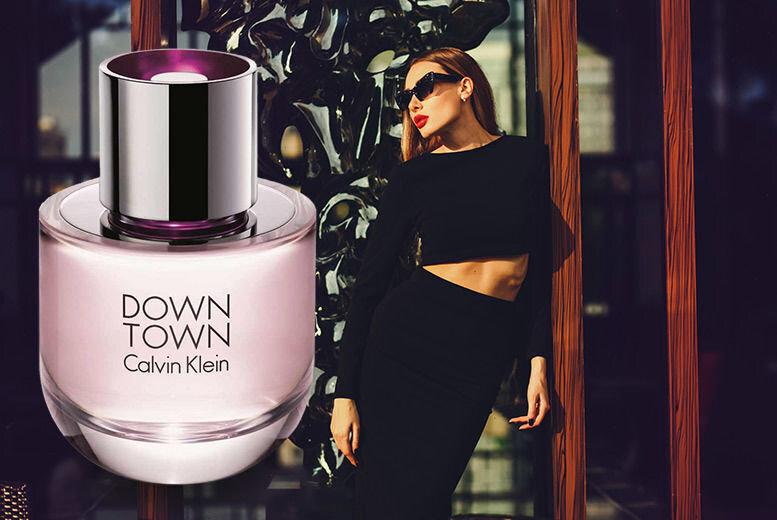 Parfüümvesi Calvin Klein Downtown EDP naistele 90 ml
