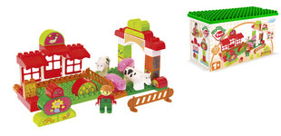 Klotsid Mochtoys Toddly Farm 10809 hind ja info | Kokkupandavad mänguasjad | kaup24.ee