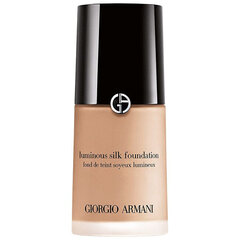 Jumestuskreem Giorgio Armani Luminous Silk Foundation 06, 30 ml hind ja info | Jumestuskreem Giorgio Armani Luminous Silk Foundation 06, 30 ml | kaup24.ee