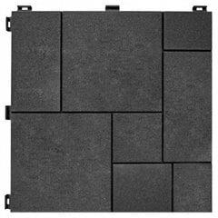 Plaat DECK TILE MOSAIC 30x30cm hind ja info | Terrassipõrandad | kaup24.ee