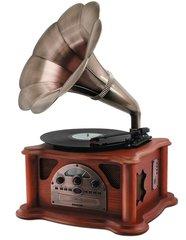 Retro-stiilis grammofon Sencor STT 018 Retro Tube