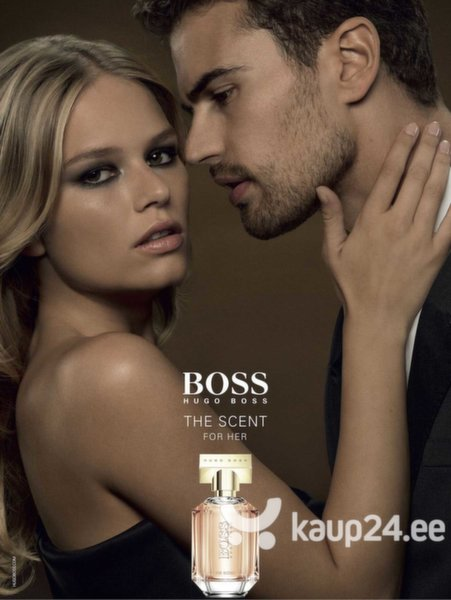 Komplekt Hugo Boss Boss The Scent for Her: EDP naistele 30 ml + ihupiim 100ml​
