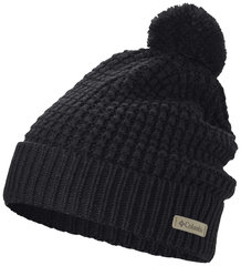 Naiste müts Columbia, must