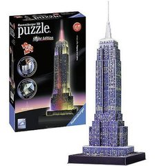 Pusle Ravensburger Empire State Building, 125661