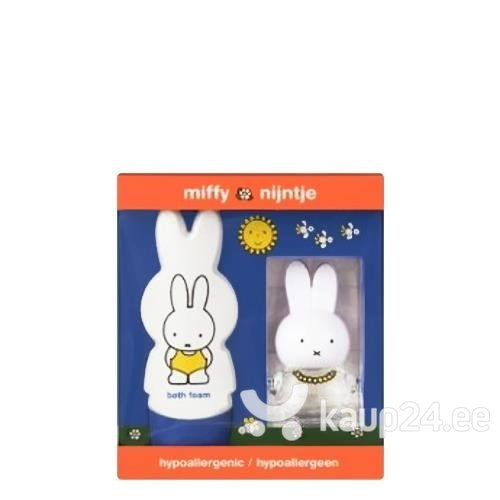 Komplekt Miffy Miffy: EDT tüdrukutele 50 ml + vannivaht 250 ml