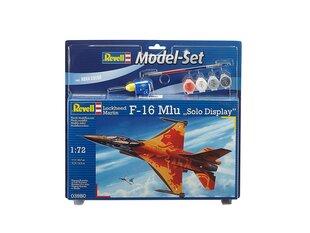 Mudellennuk Revell F-16 Mlu Solo Display, 63980