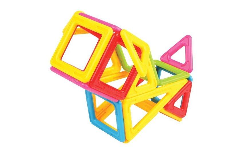 Magnetiga konstruktor Magformers Tiny Friends, 63143