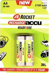 Rocket RTU AA patareid, 2 tk