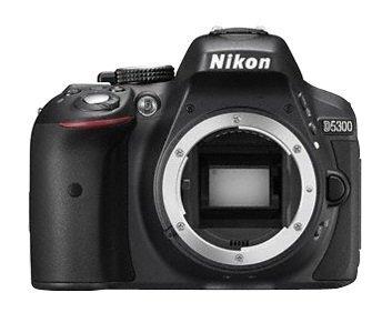 Peegelkaamera Nikon D5300 body