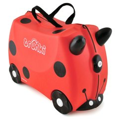 Laste reisikohver Trunki Ladybug Harley