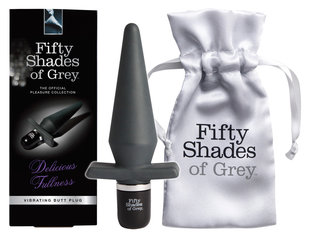 Vibreeriv anaaltapp Fifty Shades of Grey Delicious Fullness