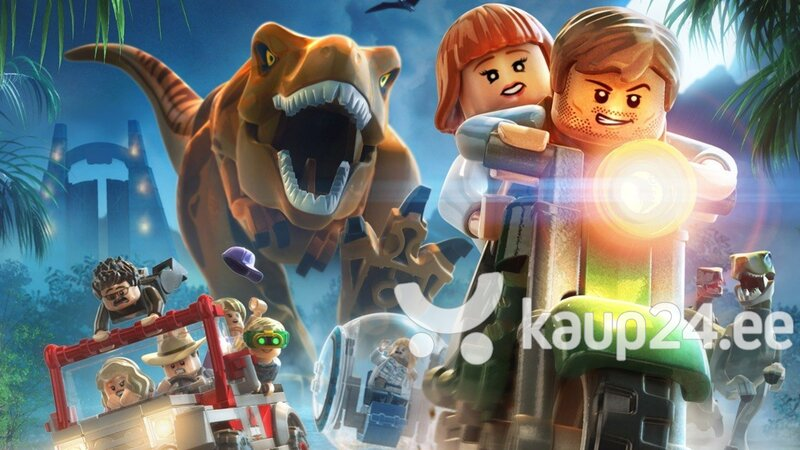 Mäng LEGO Jurassic World, XBOX ONE