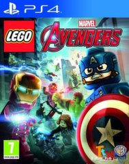 Игра LEGO Marvel Avengers (PS4) цена и информация | Игра LEGO Marvel Avengers (PS4) | kaup24.ee