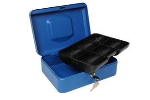 Металлический ящик для денег