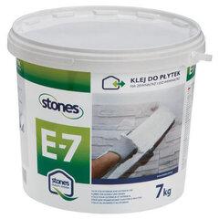 Universaalne liim plaatimiseks Stones E-7, 7kg