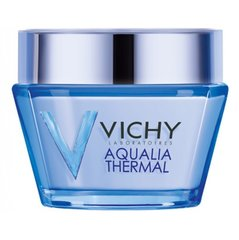 Õrnalt niisutav näokreem Vichy Aqualia Thermal Dynamic Hydration Light 50 ml цена и информация | Кремы для лица | kaup24.ee