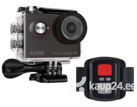 Seikluskaamera ACME VR07 Full HD sports & action camera with Wi-Fi hind ja info | Seikluskaamerad | kaup24.ee
