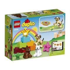 10838 LEGO® DUPLO Family Pets