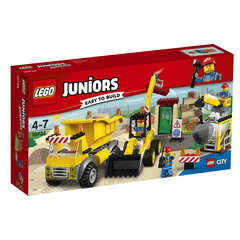 10734 LEGO® JUNIORS Demolition Site