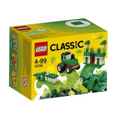 10708 LEGO® CLASSIC Green Creativity Box