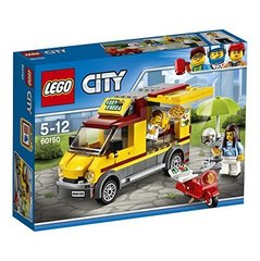 60150 LEGO® City Pizza Van Пица