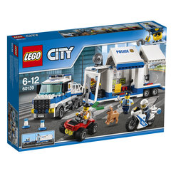 60139 LEGO® CITY Mobile Command Center hind ja info | 60139 LEGO® CITY Mobile Command Center | kaup24.ee