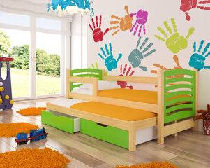 Lastevoodi Avila, roheline/mänd