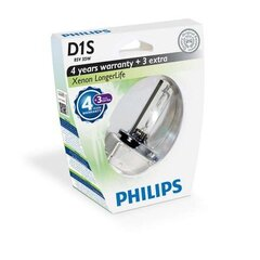 Autopirn Philips Xenon D1S Longer Life 4300k