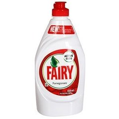 Nõudepesuvahend Fairy Pomegranate&Red Orange, 0.45 L