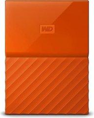 """Väline kõvaketas WD My Passport 2.5"""" 2 TB, USB 3.0, oranž"""