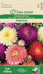 Hiina aster Princess hind ja info | Lilleseemned | kaup24.ee