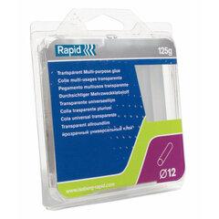 Rapid universaalne läbipaistev liim, 125 g hind ja info | Rapid universaalne läbipaistev liim, 125 g | kaup24.ee