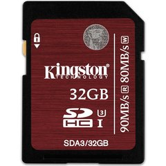 Mälukaart Kingston 32GB SDHC 10 klass hind ja info | Fotoaparaatide mälukaardid | kaup24.ee