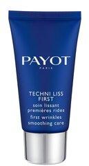 Näokreem esimeste kortsude vastu Payot Techni Liss First 50 ml