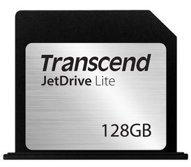 Mälukaart Transcend JetDrive Lite 350 128GB, sobib Apple MacBookPro Retina