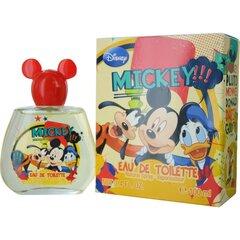 Tualettvesi Disney Mickey !!! EDT lastele 100 ml