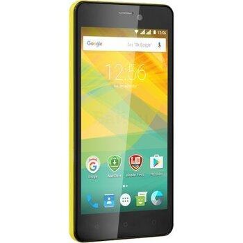 Mobiiltelefon PRESTIGIO Wize NK3 PSP3527DUO DS, Kollane hind ja info | Mobiiltelefonid | kaup24.ee