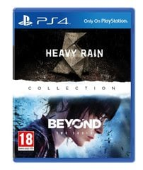 Mäng Heavy Rain & Beyond:Two Souls™ Collection (PS4) hind ja info | Mäng Heavy Rain & Beyond:Two Souls™ Collection (PS4) | kaup24.ee