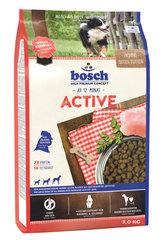 Сухой корм Bosch Active (High Premium) 3кг