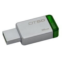Mälupulk Kingston DataTraveler 50 16GB, USB 3.1